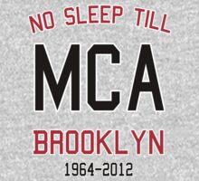 MCA - BEASTIE BOYS no sleep till brooklyn  1964 - 2012 R.I.P