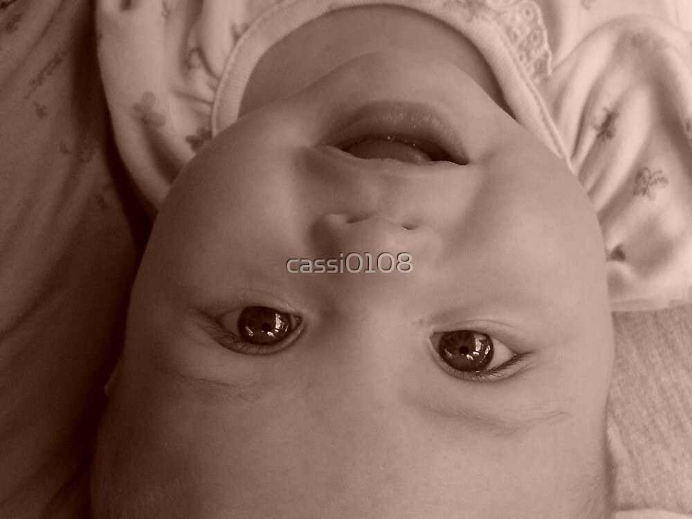 Beautiful Happy Baby by cassi0108