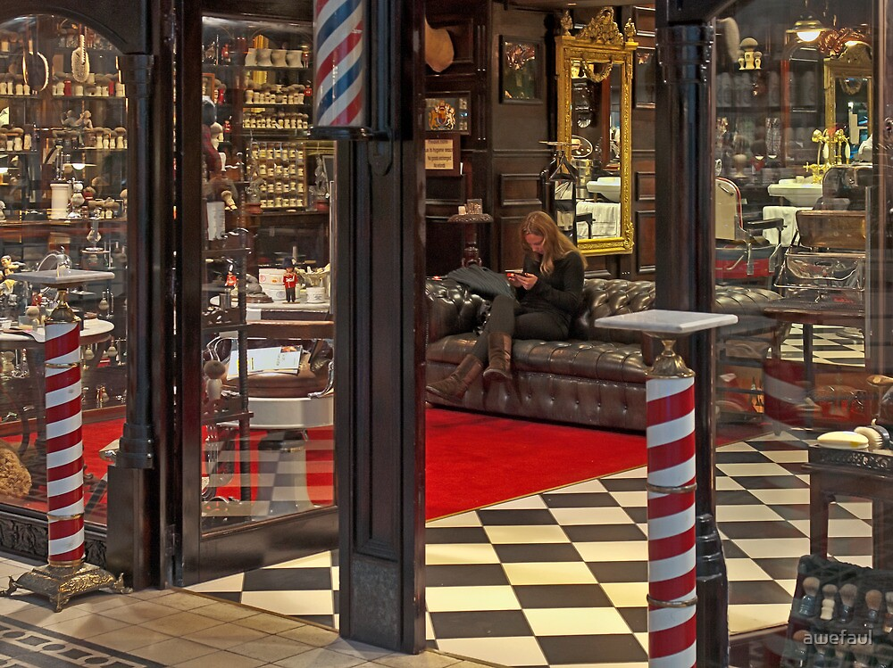 @ mr cobb the barber by awefaul