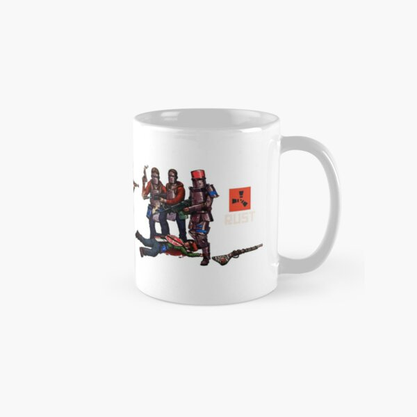 RUST EVOLUTION Classic Mug