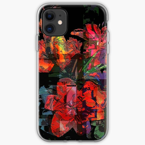 iPhone Case of painting...Break in the day... iPhone Soft Case