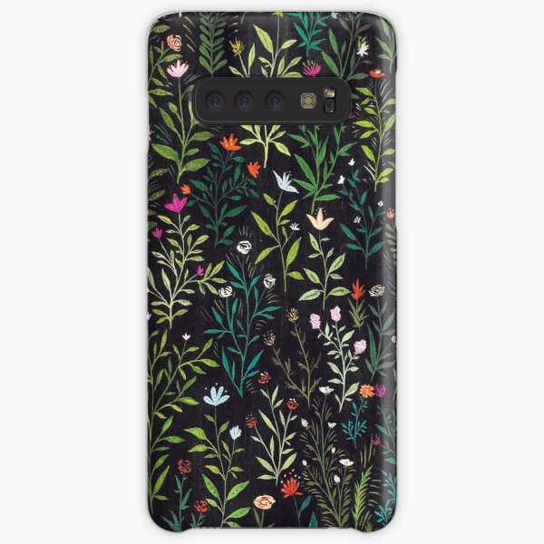 Midnight Garden Samsung Galaxy Snap Case