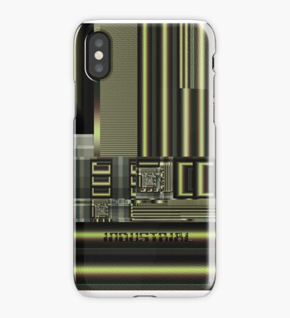 Industrial iPhone Case/Skin