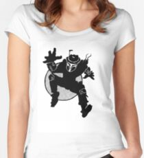 Operation Fett! Women's Fitted Scoop T-Shirt