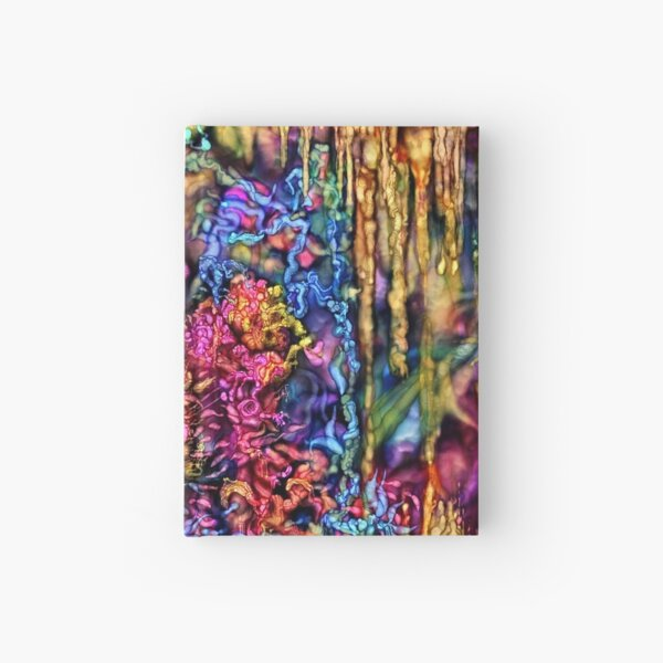 Qualia's Cave Hardcover Journal
