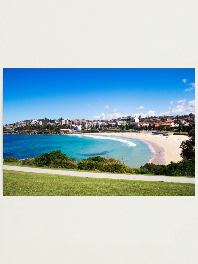 Alternate view of Coogee Beach Photographic Print