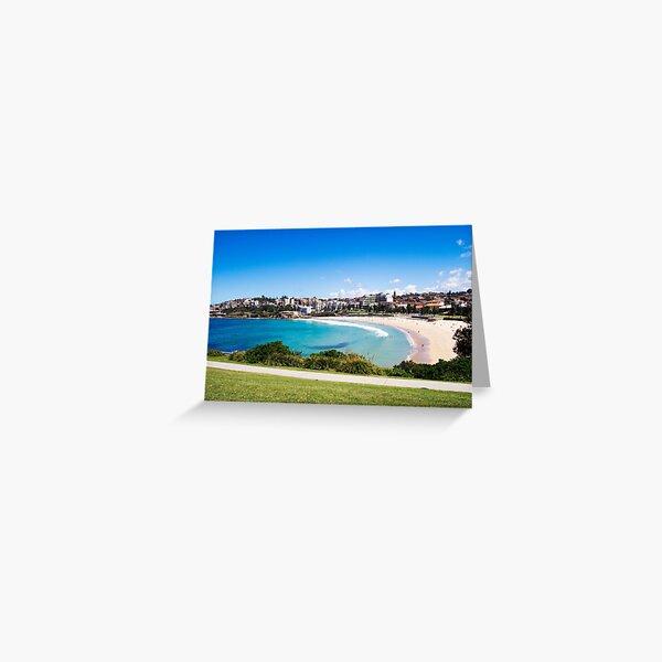 Coogee Beach Greeting Card