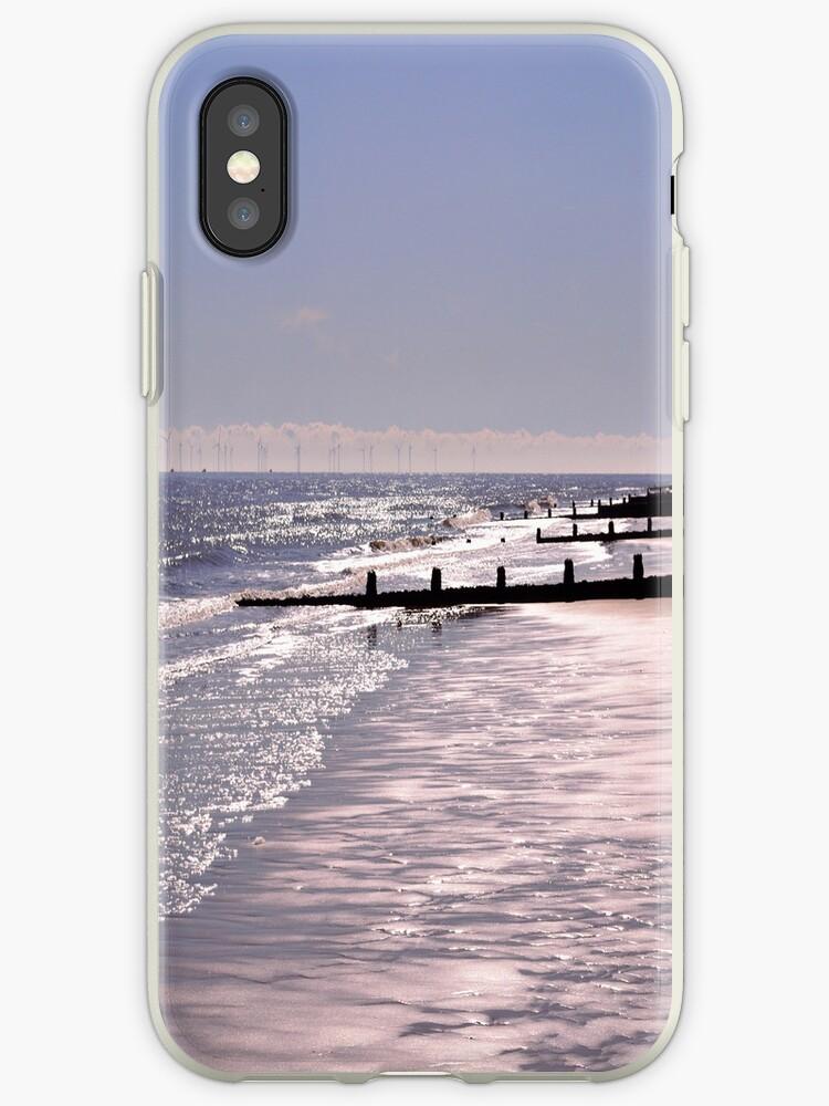 Shimmering Beach by Bel Menpes