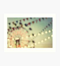 carnival dreams Art Print