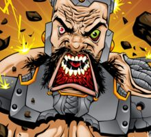 Rage of the UltraBogan! Sticker