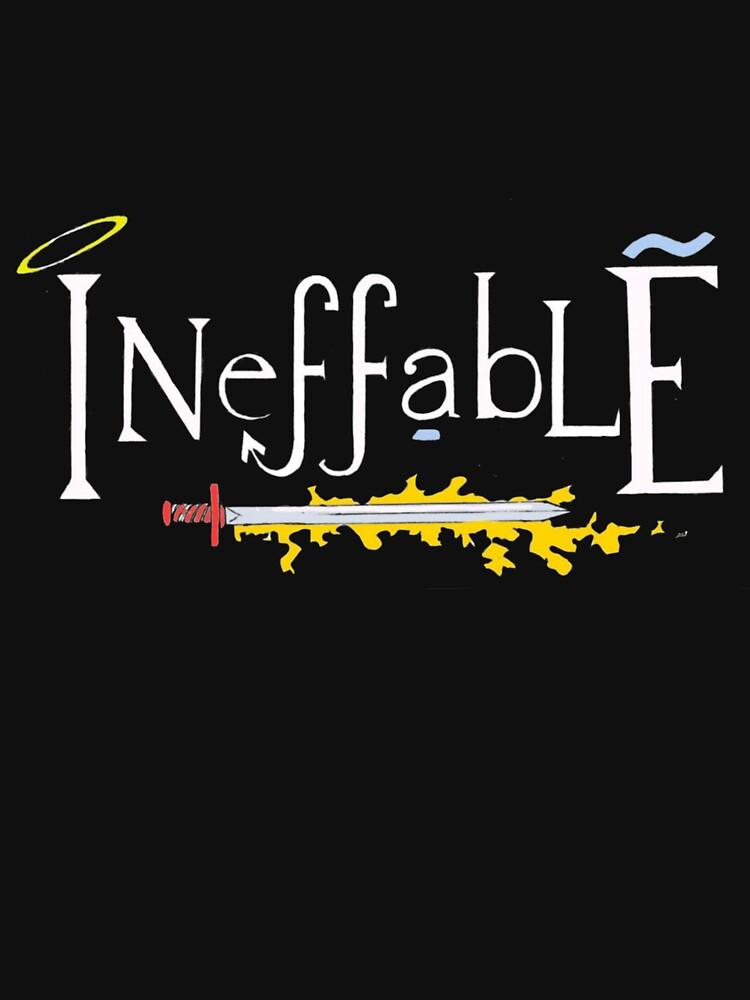 Ineffable (Good Omens) | Unisex T-Shirt