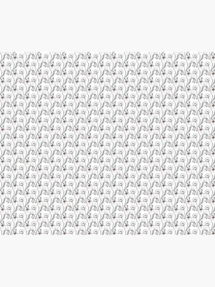 Akita - White by jameson9101322