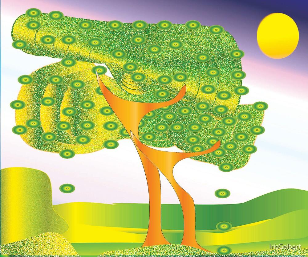 Trees  6124 by IrisGelbart