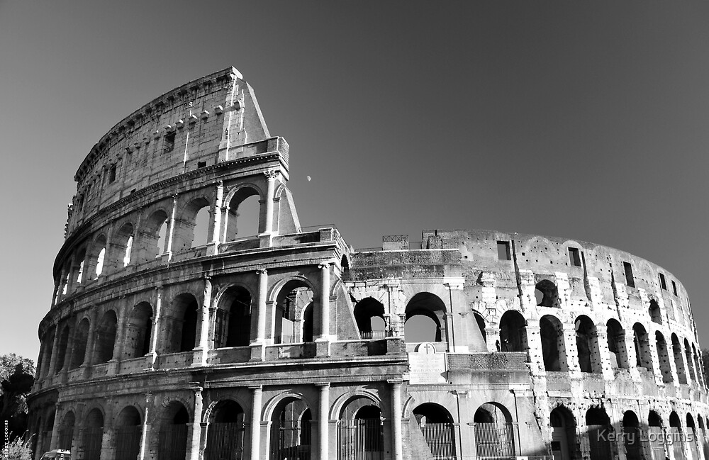 Colosseum by Kerry Loggins