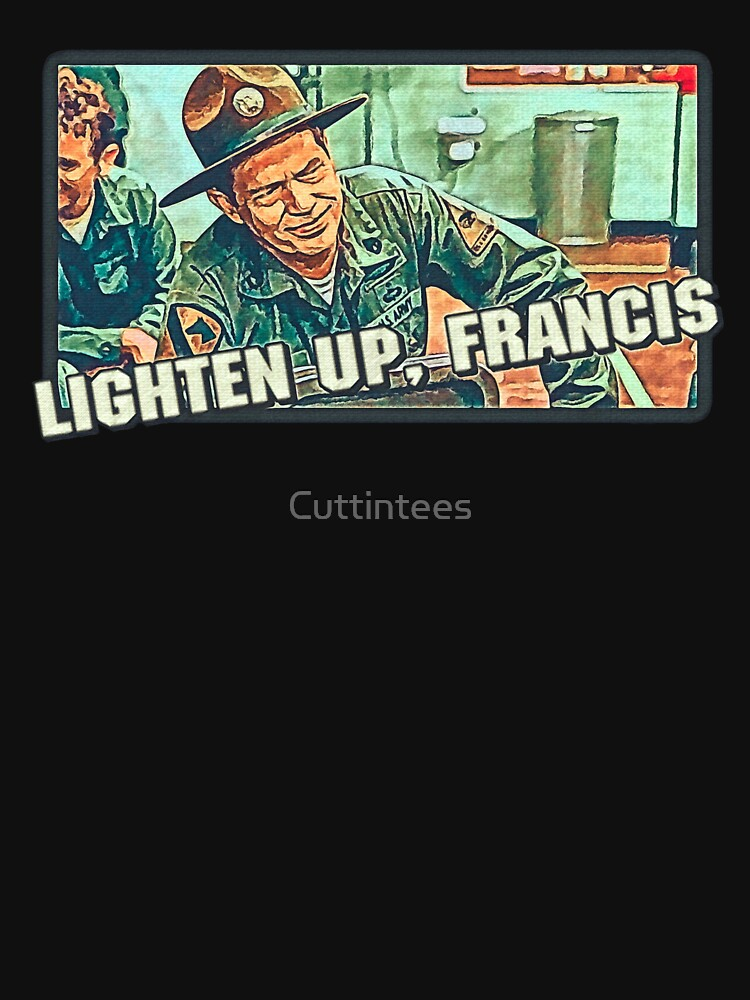 STRIPES - Lighten up Francis by Cuttintees