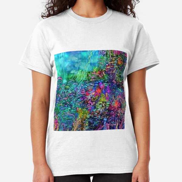 Qualia's Reef Right Classic T-Shirt