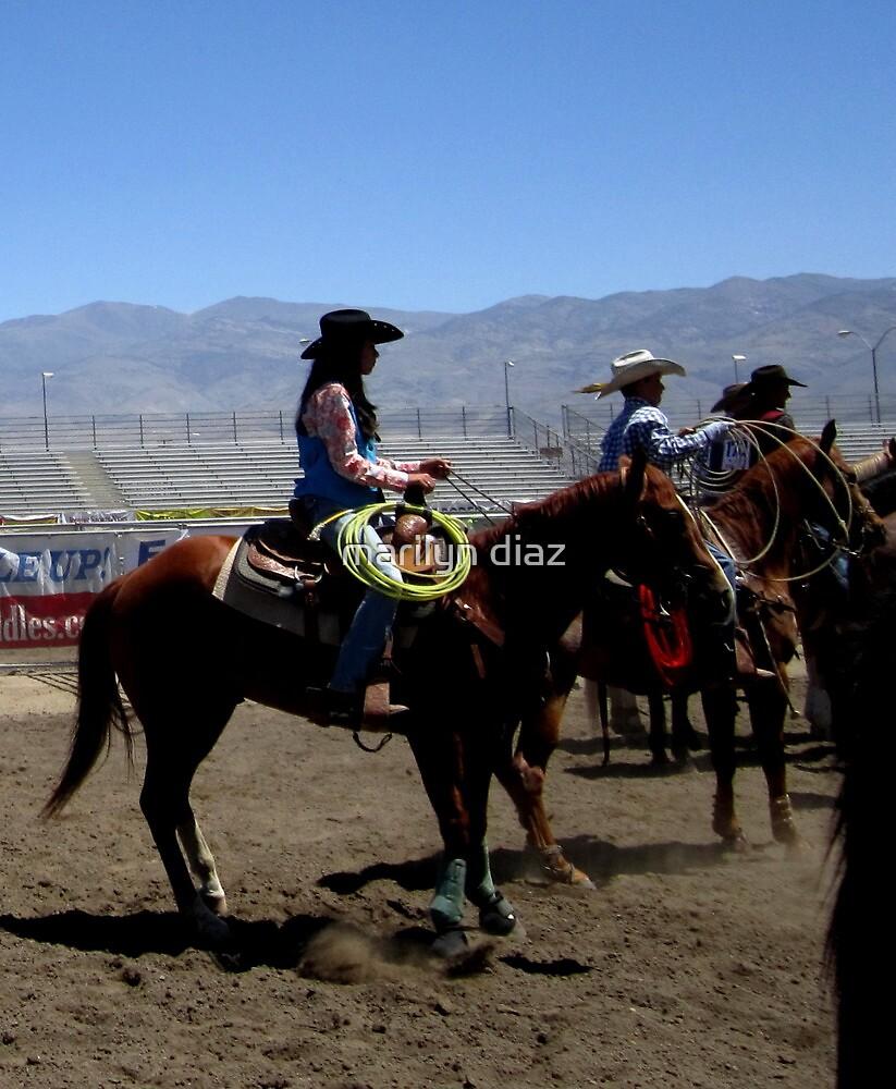 Cowboy Up by marilyn diaz