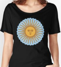 Cool Sun >Cute design< Women's Relaxed Fit T-Shirt