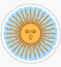 Cool Sun >Cute design< Sticker