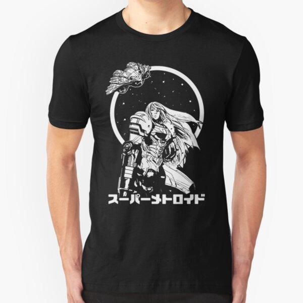 Intergalactic Bounty Hunter Slim Fit T-Shirt