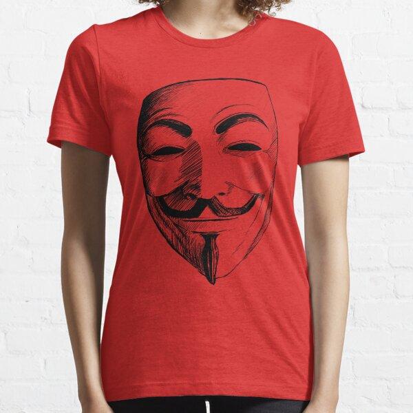 V for Vendetta Essential T-Shirt