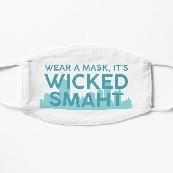 masks are wicked smaht Mask