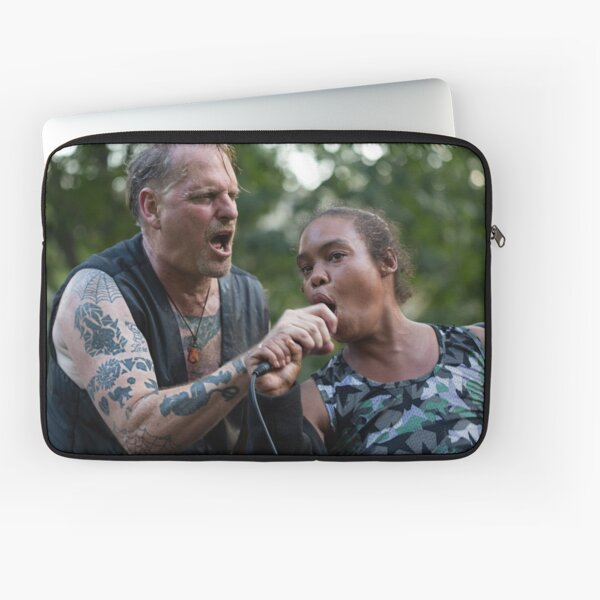Music Festival in Tompkins Square Park Laptop Sleeve