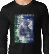 ghandi Long Sleeve T-Shirt