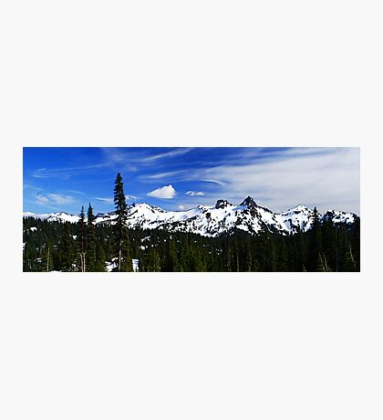 Tatoosh Range Photographic Print