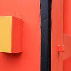 Shintô abstract by yvesrossetti