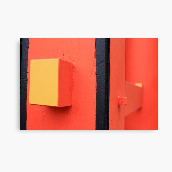 Shintô abstract Canvas Print