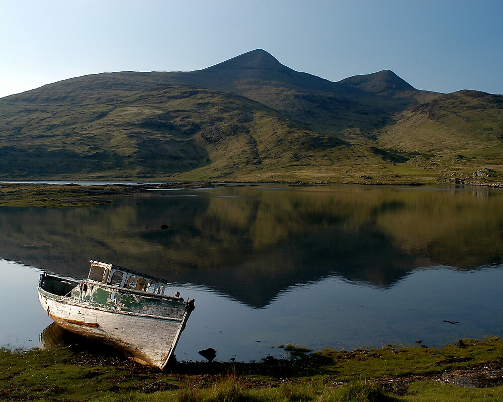 Ben More Reflected by photobymdavey