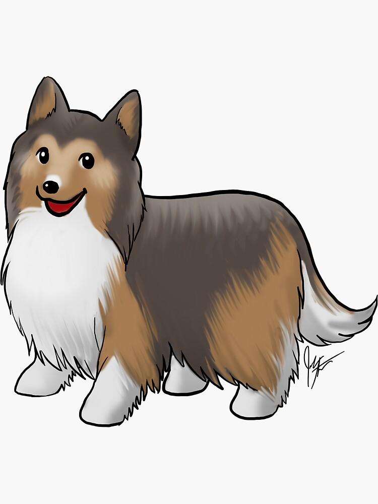 Shetland Sheepdog by jameson9101322