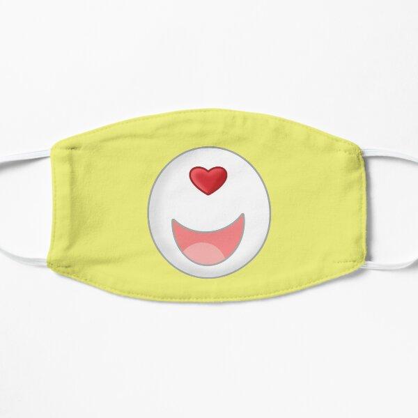 happy yellow bear mask Mask