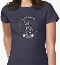 Salt & Pepper Schnauzer :: It's All About Me T-Shirt