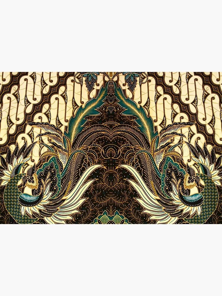 Indonesia Batik Pattern by alim0355
