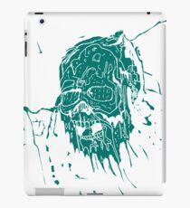 Sewer zombie iPad Case/Skin