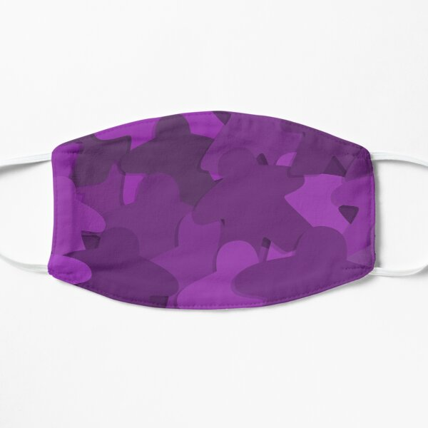 Masque Meeple (violet) Masque taille M/L