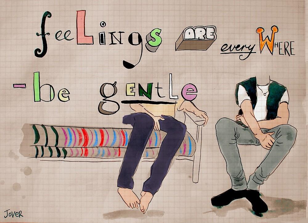 feelings by Loui  Jover