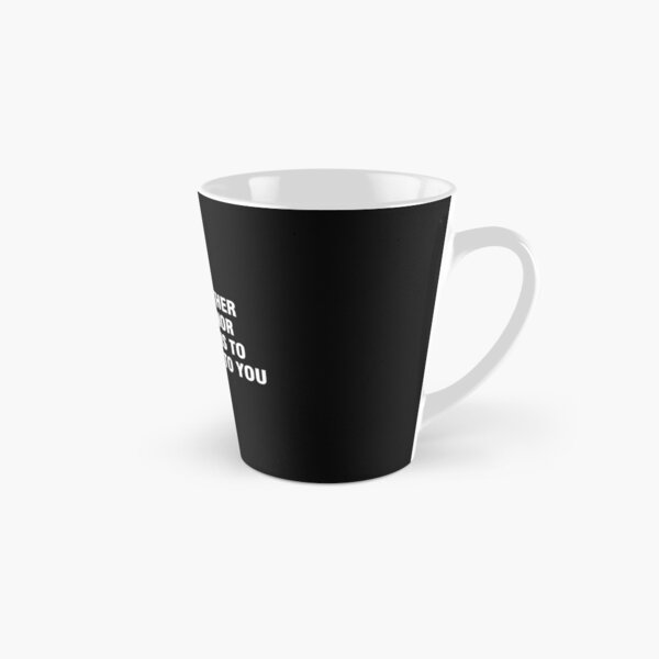 I have neither the time nor the crayons to explain this to you Tall Mug