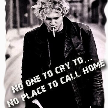 No one to cry to...No place to call home by AlexinChains