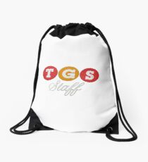The Girlie Show with Tracy Jordan Drawstring Bag