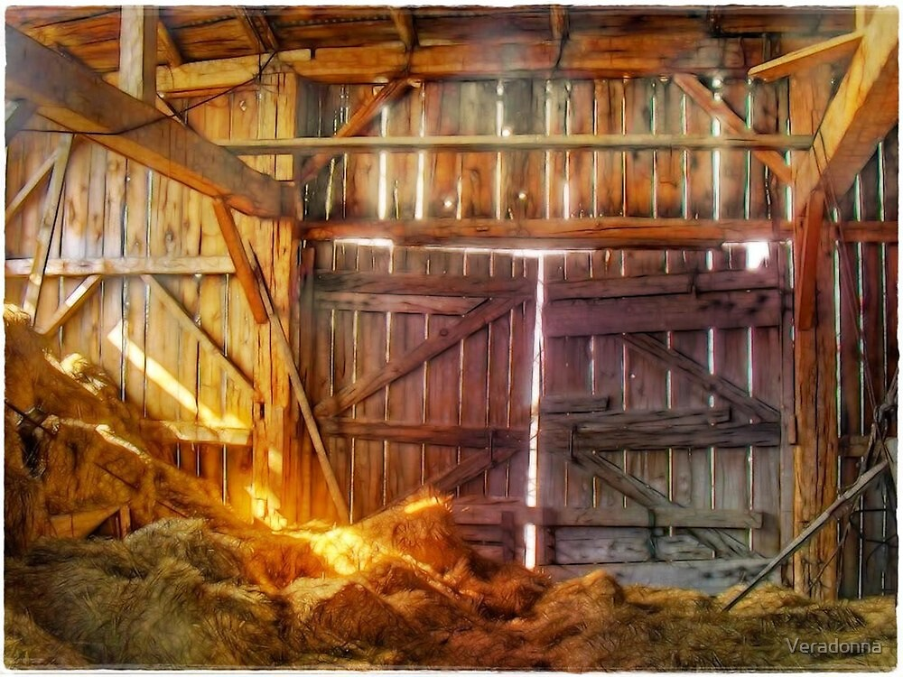 ~ Meet Me In The Barn ~ by Alexandra  Lexx