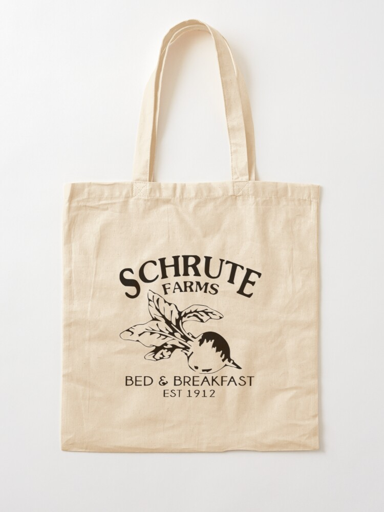 Alternate view of Schrute Farms Bed and Breakfast  Tote Bag