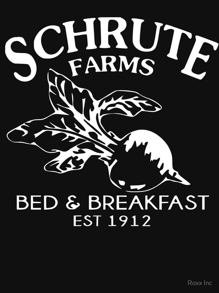 Schrute Farms Bed and Breakfast  by BossBabe