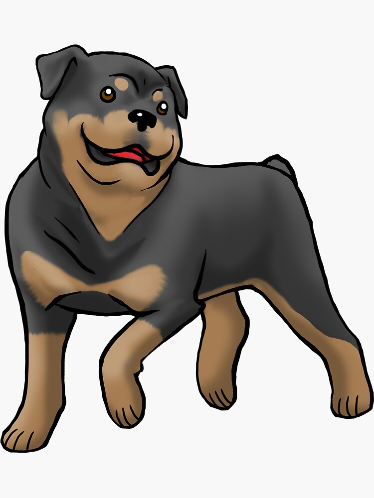 Rottweiler  by jameson9101322
