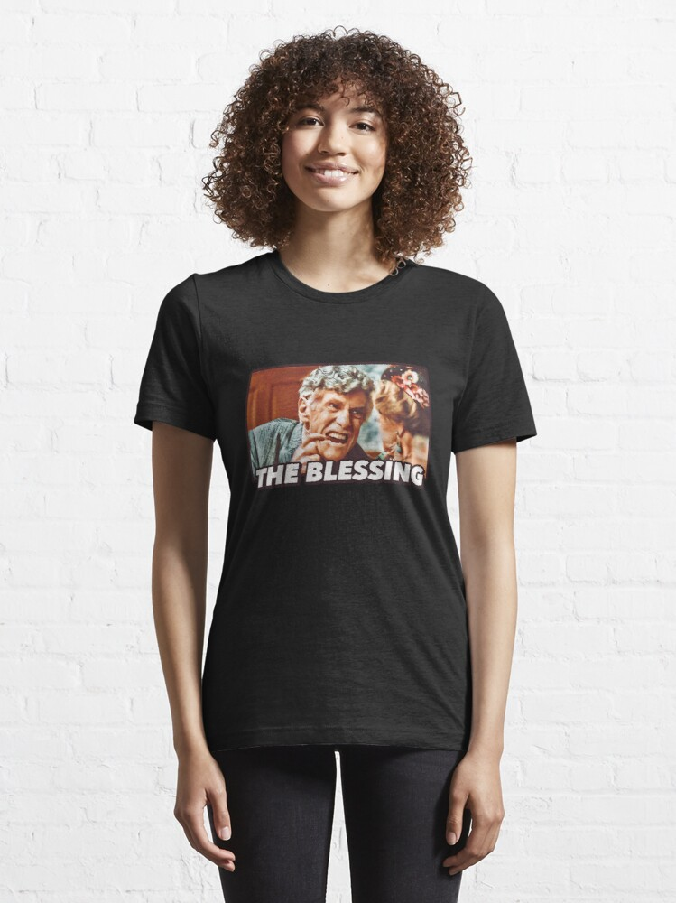 """Alternate view of Uncle Lewis """"The Blessing"""" - Christmas Vacation  Essential T-Shirt"""