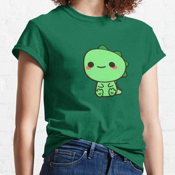 Kawaii Dinosaur Classic T-Shirt