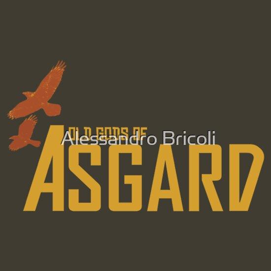 TShirtGifter presents: Old Gods of Asgard