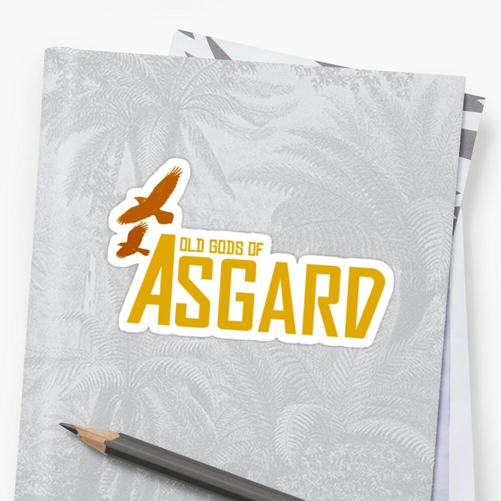 Old Gods of Asgard by Alessandro Bricoli